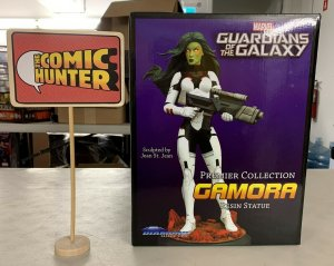 Marvel Guardians Of The Galaxy Premier Collection Gamora Statue