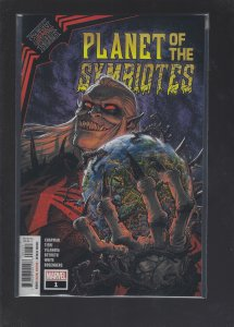 Planet Of The Symbiotes #1
