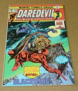 Daredevil #122 VF- 1975 Marvel Bronze Age Comic Book Nick Fury El Jaguar App