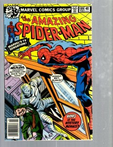 Amazing Spider-Man # 189 NM Marvel Comic Book MJ Vulture Goblin Scorpion TJ1