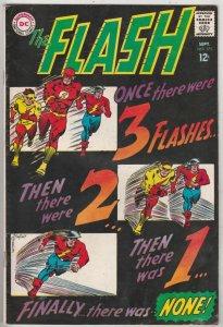 Flash, The #173 (Sep-67) FN+ Mid-High-Grade Flash