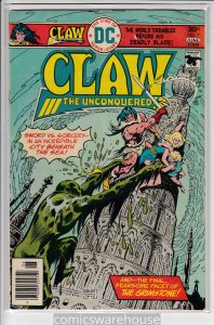 CLAW THE UNCONQUERED (1975 DC) #7 FN A18753