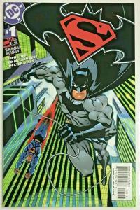 SUPERMAN & BATMAN#1 NM 2003 BATMAN COVER DC COMICS