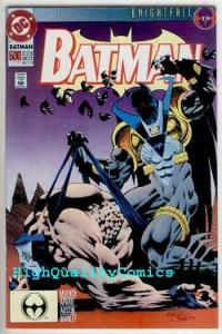 BATMAN #500, NM, Bane, Azrael,1993, Knightfall, Jim Aparo, more BM in store