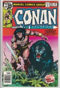 Conan the Barbarian #96 (Mar-79) VF+ High-Grade Conan the Barbarian