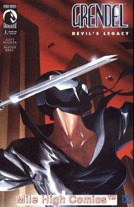 GRENDEL: DEVIL'S LEGACY (2000 Series) #3 Fair Comics Book