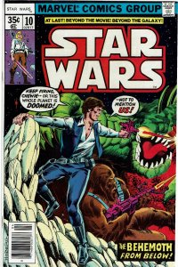 Star Wars #10 Marvel Howard Chaykin 1st Print NM