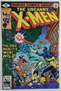 The Uncanny X-Men #128 - Proteus (Apparent death) - Newsstand - VG - Marvel 1979