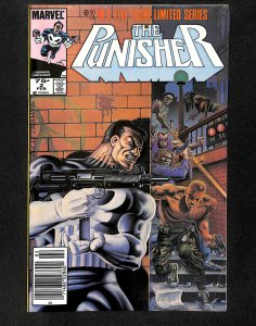 Punisher (1986) #2