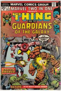Marvel Two-In-One #5 (Sep-74) NM/NM- High-Grade The Thing
