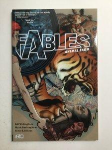 Fables Animal Farm Tpb Softcover Sc Near Mint Nm Vertigo