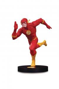 DC Designer Series The Flash 10.5 Statue By Manapul Ltd Ed of 5000 - New!