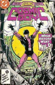 Cosmic Boy #1 FN; DC | save on shipping - details inside
