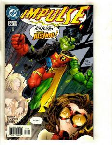 12 Impulse DC Comics # 56 57 58 59 60 61 62 63 64 65 66 67 GK25