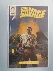 Doc Savage The Man of Bronze Repel #1 6.0 FN (1991 Millennium)