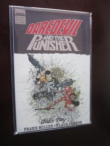 Daredevil and the Punisher Child's Play (1988 Marvel) #1 - 8.5 VF+ - 1998