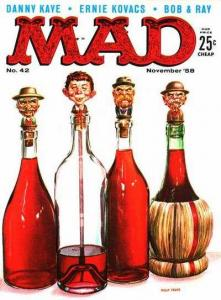 Mad #42, VG- (Stock photo)