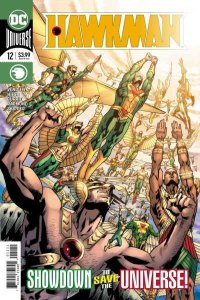 Hawkman (2018 series) #12, NM + (Stock photo)