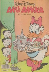 Walt Disney's Aku Ankka (1990) #11 FN; Sanoma | save on shipping - details insid