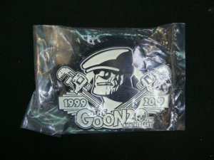 The Goon Pin 20th Anniversary 1999-2019 Dark Horse Comics NM Condition