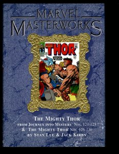 MARVEL MASTERWORKS The Mighty Thor Vol. # 52 Marvel Comic Book HARDCOVER NP13