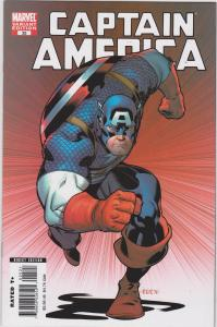 Captain America #25 Variant Cover