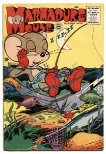 Marmaduke Mouse #65 1956-  funny animal- final issue FN-