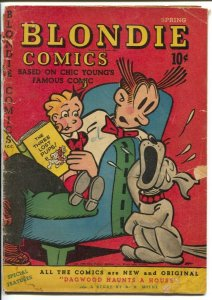 Blondie #5 1948-Harvey-A.A. Milne story-Chic Young art-G-