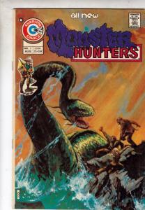 Monster Hunters, All New #1 (Aug-75) NM- High-Grade Countess Von Bludd, Colon...