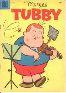 TUBBY 18 FINE   Sept.-Oct. 1956 COMICS BOOK