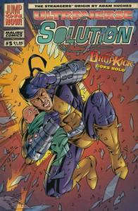 Solution, The #5 VF/NM; Malibu | save on shipping - details inside
