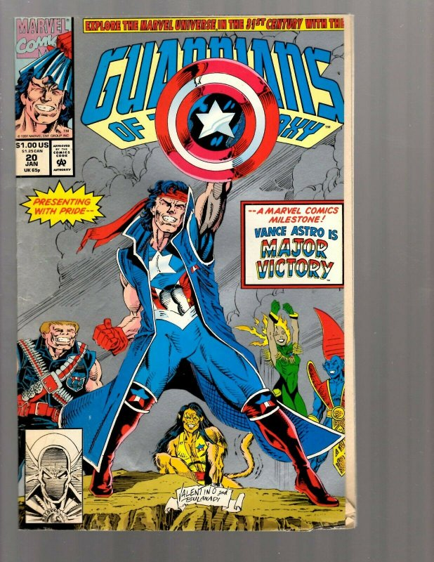 12 Comics Guardians Of Galaxy 17 18 20 Hulk 463 Avengers ANN 22 74 and more GK60