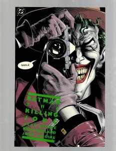 Batman The Killing Joke # 1 NM 1st Print Graphic Novel Comic Book Joker KEY SB5