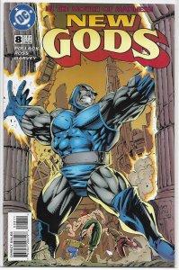 New Gods (vol. 4, 1995) # 8 VG/FN Pollack/Zachary, Orion, Darkseid