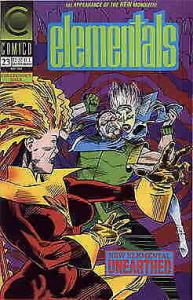 Elementals (Vol. 2) #23 FN; COMICO | save on shipping - details inside