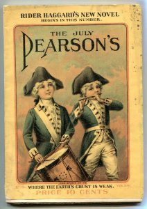 Pearson's Magazine July 1902- Spirit of 76- Pearl Maiden
