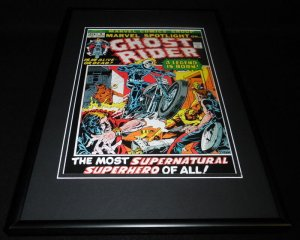 Ghost Rider #5 Framed 12x18 Cover Photo Poster Display Official Repro