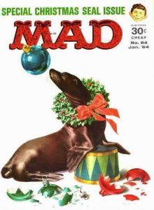 Mad #84 VG; E.C | low grade comic - save on shipping - details inside