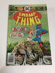 Swamp Thing 23 Vf/Nm Very Fine Near Mint 9.0 DC Comics Bronze