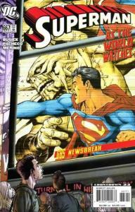Superman (2006 series) #667, NM (Stock photo)