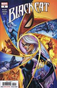 Black Cat #5 2019 Marvel Comics