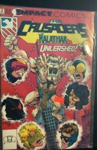 The Crusaders #2 (1992)