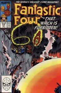 FANTASTIC FOUR (2003 Marvel Comics) #316 NM