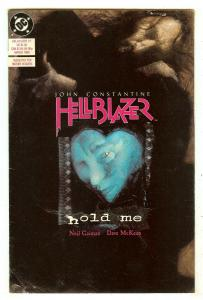 Hellblazer 27   Neil Gaiman scripts   Low print run
