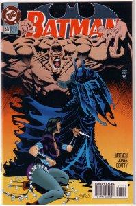 Batman   vol. 1   #517 VF/NM (Sleeper 2)