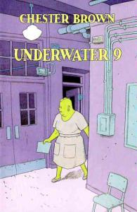 Underwater #9 VG; Drawn and Quarterly | low grade comic - save on shipping - det