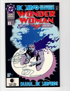 Wonder Woman Annual #3 (VF/NM) Eclipso! ID#SBX3