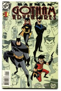 BATMAN GOTHAM ADVENTURES #1-First issue-Low Print Run- VF/NM