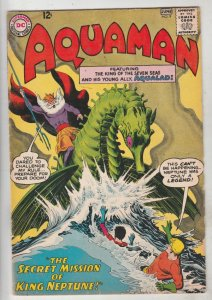 Aquaman #9 (Jun-63) VG+ Affordable-Grade Aquaman, Aqualad