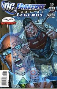 DC Universe Online Legends #12 VF/NM; DC | save on shipping - details inside